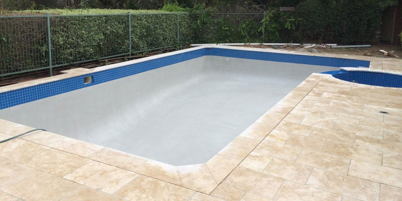 Swimming Pool Renovation - Frankston South