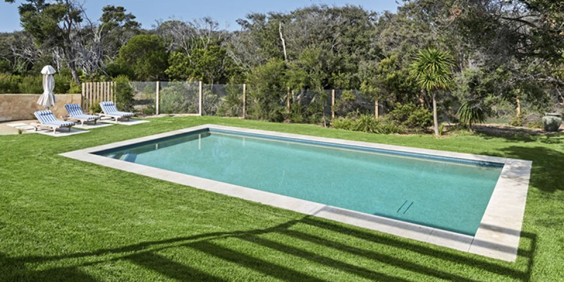 New Swimming Pool--Blairegowrie