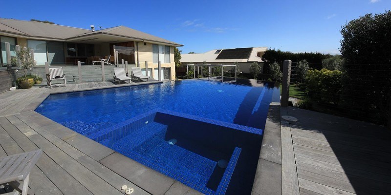 Swimming Pool Renovation - Portsea
